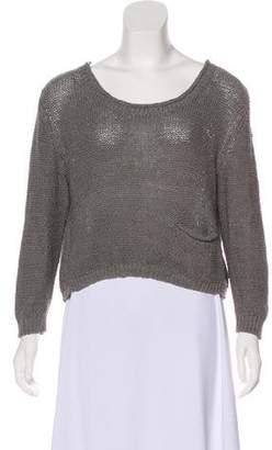 3.1 Phillip Lim Knit Scoop Neck Sweater