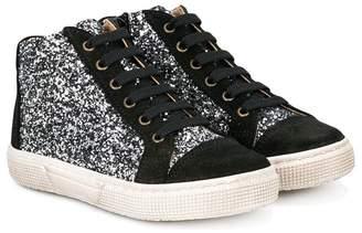 Pépé lace-up sneakers