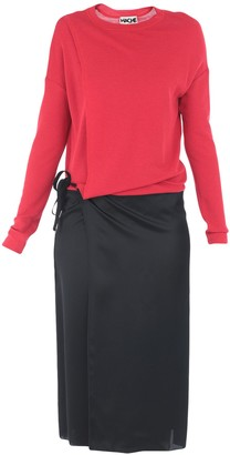 Hache 3/4 length dresses - Item 34939359SG