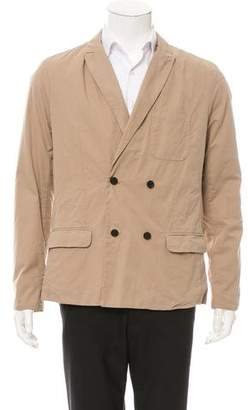 AllSaints Double-Breasted Sport Coat