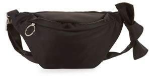 Design Lab Bow Belt Bag
