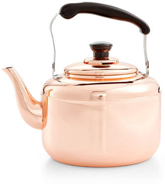 Martha Stewart Collection Heirloom Copper Tea Kettle
