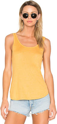 Obey Dazed Tank in Yellow $37 thestylecure.com