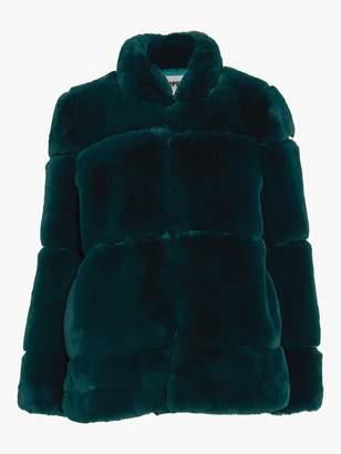 Apparis Sarah Stand Collar Coat
