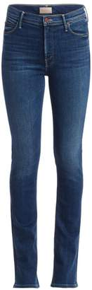 Mother High-Waisted Runaway Flare Jeans