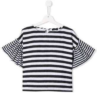 MonnaLisa striped T-shirt
