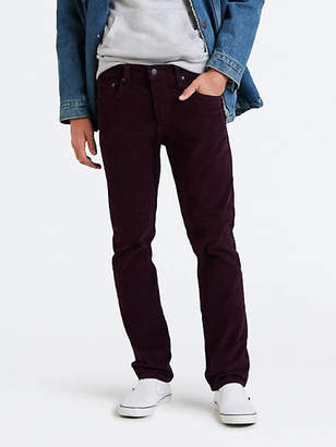 Levi's 502 Regular Taper Fit Stretch Jeans