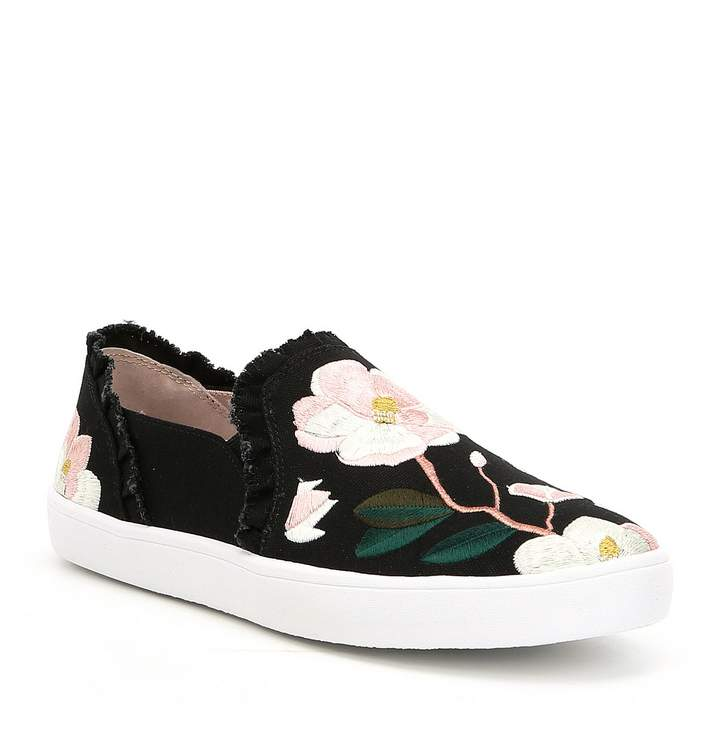 kate spade new york Leonie Floral Embroidery Design Sneakers