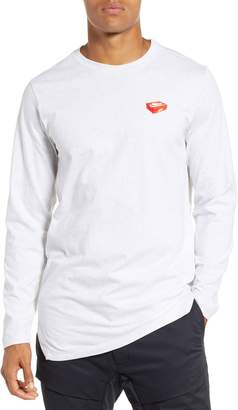 Nike NSW Shoe Box Graphic Long Sleeve T-Shirt
