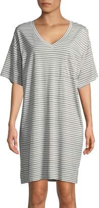Hue Striped Sleepshirt