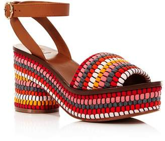 Tory Burch Women's Paloma Platform Sandals