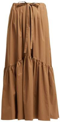 Max Mara Ulisse Skirt - Womens - Brown