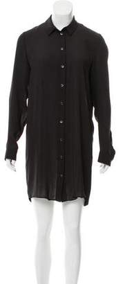 Acne Studios Silk Juna Dress