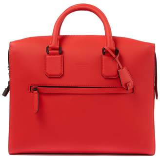 Harry's of London Satin Leather Eaton Briefcase