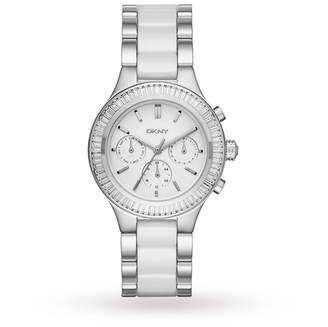 DKNY Ladies Ceramic Watch NY2497