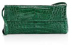 Nancy Gonzalez Women's Gothan Crocodile Clutch