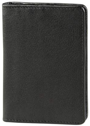 Derek Alexander Small Unisex Credit Card Holder