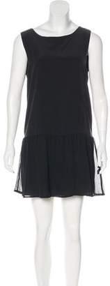 Anine Bing Silk Mini Dress w/ Tags