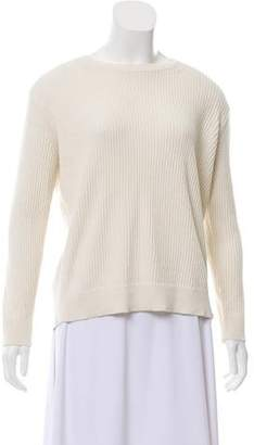 Vince Open Back Cashmere Sweater