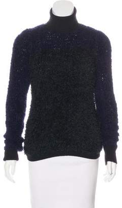 Tom Ford Textured Turtleneck Sweater