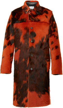 Acne Studios Laius Fur Coat