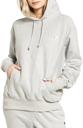 Women's Champion Pullover Hoodie $50 thestylecure.com