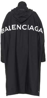 Balenciaga Oversized raincoat