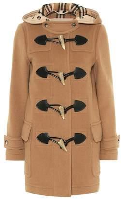 Burberry Wool-blend duffel coat