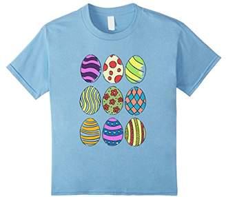 Church's Painted Easter Egg Shirt Christian T-Shirt