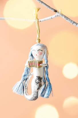 Anthropologie Merry Mermaid Ornament