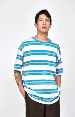 GUESS Pacsun Gareth Stripe Oversized T-Shirt