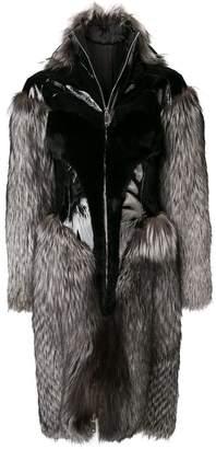 Liska corset coat