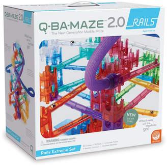 Rails Q-ba-maze 2.0 Extreme Set Puzzle Game