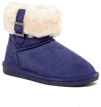 BearPaw Abby Genuine Sheepskin Lined Boot