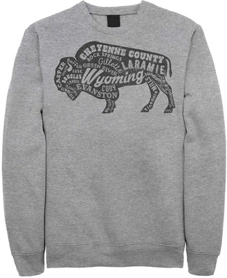 Buffalo David Bitton Unbranded Juniors' Wyoming Fleece Graphic Top
