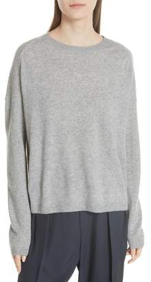 Vince Cashmere Boxy Sweater