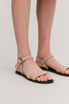 Cos STRAPPY SUEDE SANDALS