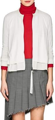Moncler Women's Fine Gauge-Knit Zip-Front Cardigan