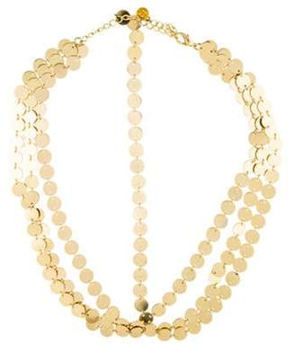House of Harlow 1960 Seven Strand Headpiece Gold House of Harlow 1960 Seven Strand Headpiece