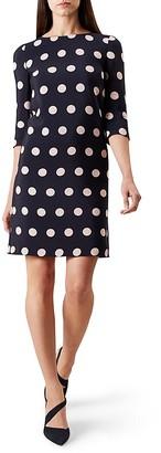 HOBBS LONDON Chrissie Dress $250 thestylecure.com