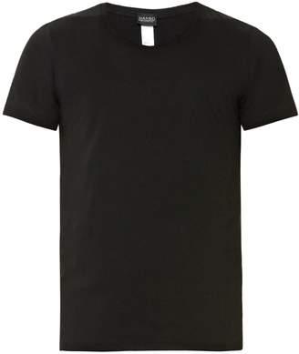 Hanro Crew-neck stretch-cotton jersey T-shirt