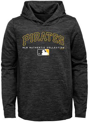 Outerstuff Pittsburgh Pirates Team Drive Fleece Hoodie, Big Boys (8-20)