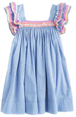 J.Crew Girls' Nellystella® embellished Chloe dress