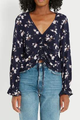 Soprano Floral Blouse