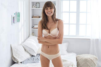 aerie Real Power Convertible Plunge Push Up Bra