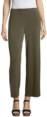 Liz Claiborne Wide Leg Knit Pants