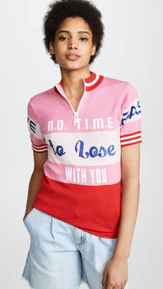 Mira Mikati Knit Love Shirt