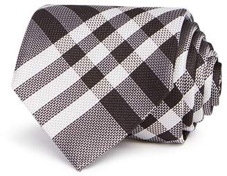 Burberry Clinton Textured Check Classic Tie