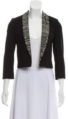 Erin Fetherston Sequin Trim Jacket