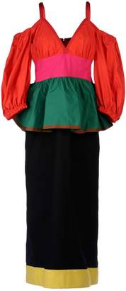 Isa Arfen 3/4 length dresses